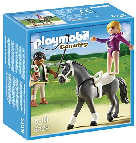 PLAYMOBIL Country Equestrian Vaulting