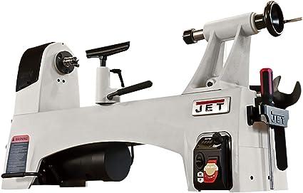 JET JWL-1221VS variable Speed Wood Lathe