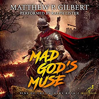 Mad God's Muse: Sins of the Fathers, Book 2 (Audio Download
