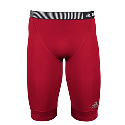 adidas Performance Men's Techfit Base 9-Inch Short Tights