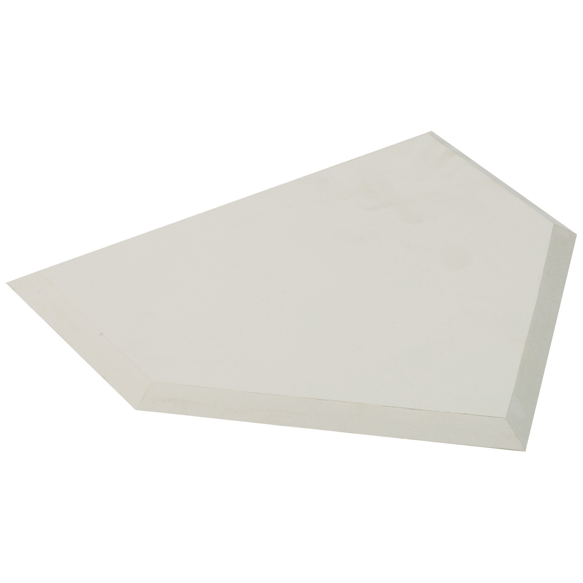 Franklin Sports Industrial Grade Rubber Home Plate