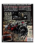 WESTERN HUNTER MAGAZINE: JULY/AUG 2018 GEAR ISSUE