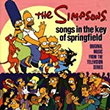 The Simpsons (bof) : Songs in the key of Springfield