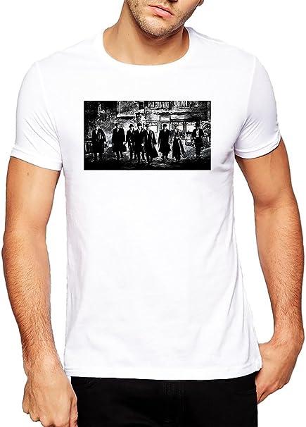 Peaky Blinders Gang TV serie escena Ventilador dibujo ...