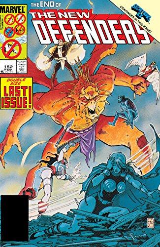 (Defenders (1972-1986) #152)