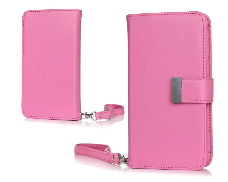 reputable site 1f653 9ff92 TopAce Doro 8030 Case, Premium PU Protective Leather Case / Flip Case /  Wallet Case for Doro 8030 (Red)