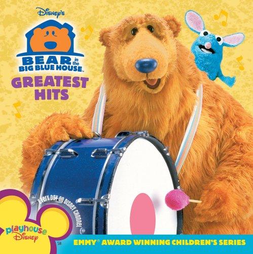 Disney Bear Blue House Greatest product image