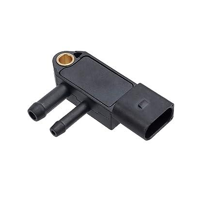 Abgasdrucksensor Differenzdruckgeber Sensor für AUDI SEAT VW TDI 0281002710 NEU