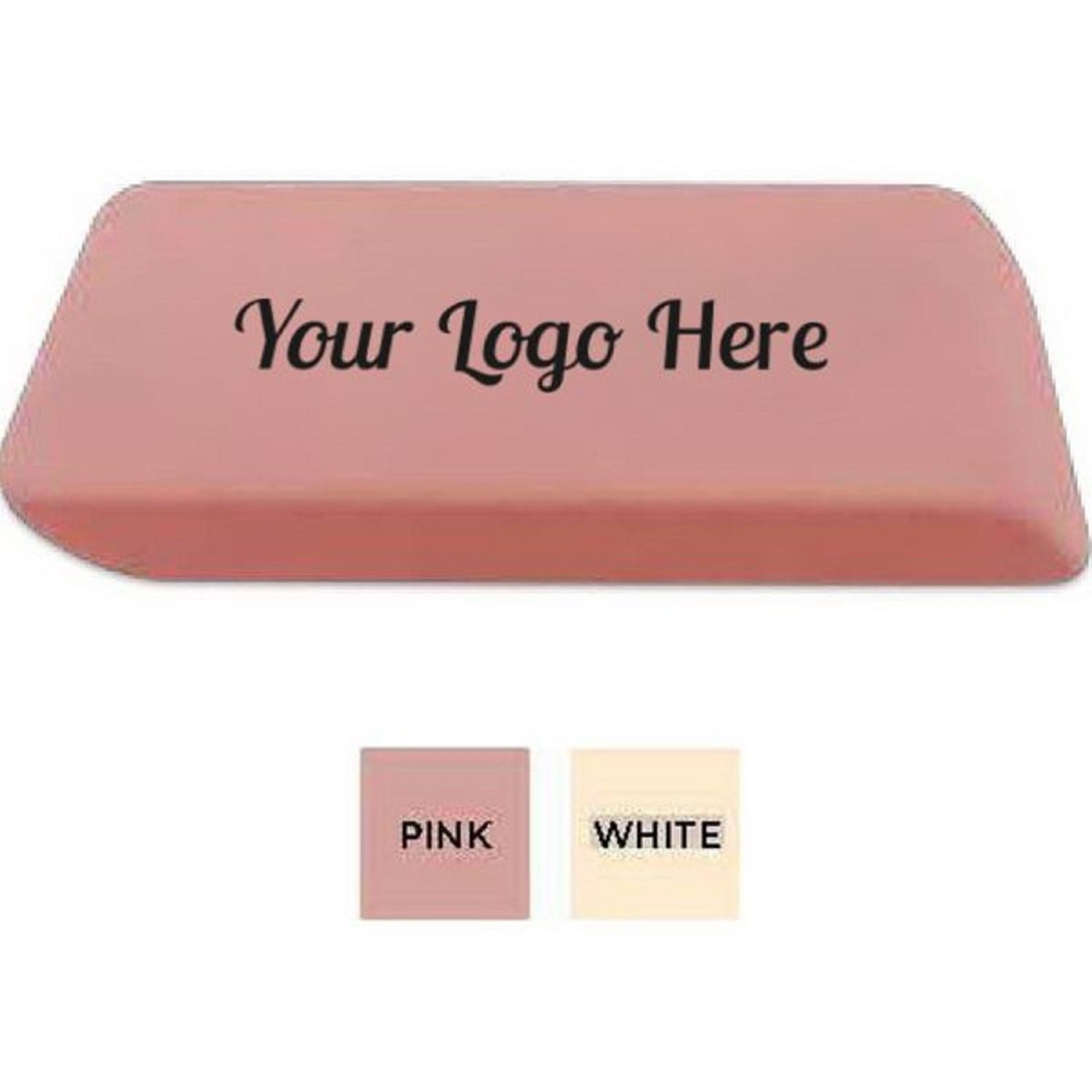 250 Personalized Jumbo Eraser Imprinted With Your Logo Or Message