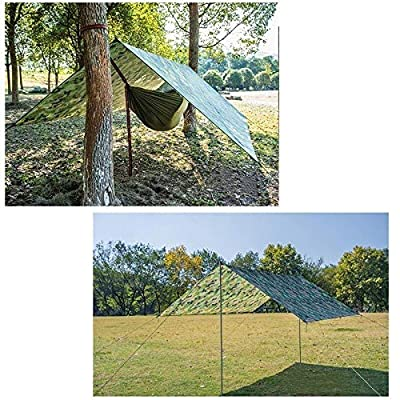 Professional 3x3m Garden Waterproof Sun Shelter Awning Tent Party Beach Travel Anti, Sun Garden Canopy - Retractable Awning, Outdoor Canopy, Waterproof Canopy, Outdoor Tent Fabric: Home Improvement