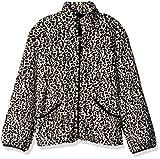 The Children's Place Big Girls' Fleece Jacket, Tumbleweed 86693, M (7/8)