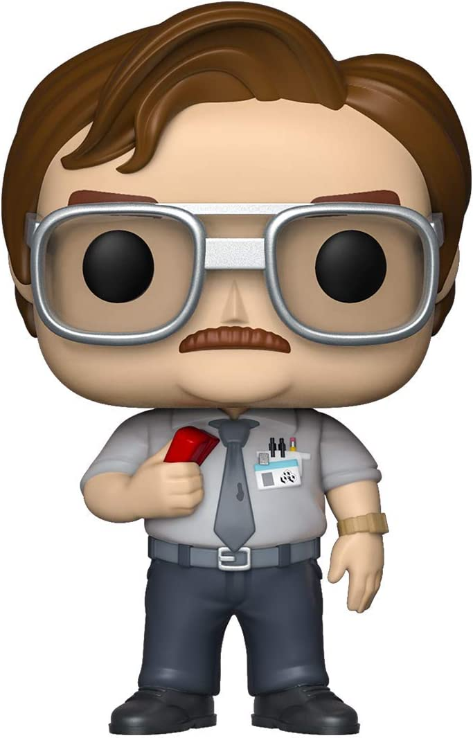 Funko POP! Movies: Office Space - Milton Waddams