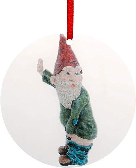 Christmas Tree Pendant Santa Claus Of Christmas Holiday Xmas Gift