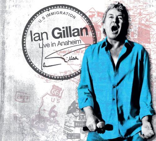 Ian Gillan - Live In Anaheim - Zortam Music