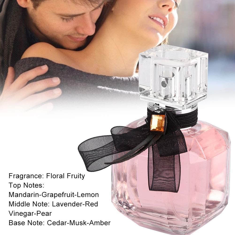 50ml Perfume de mujer Fragancia de fruta original natural de