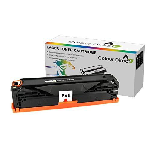 5 opinioni per Colour Direct CB435A 35A Nero Compatibile Cartuccia tonico Sostituzione Per HP