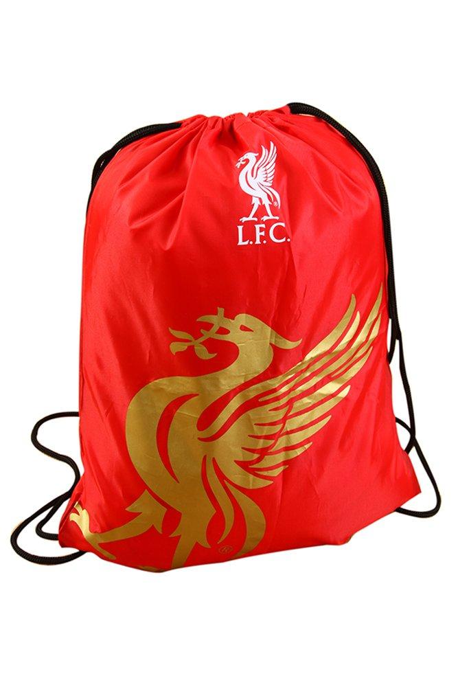 Liverpool FC Lámina de oro bolsa de deporte diseño oficial nueva versión FOREVER COLLECTIBLES LGFLPEPGYLIV