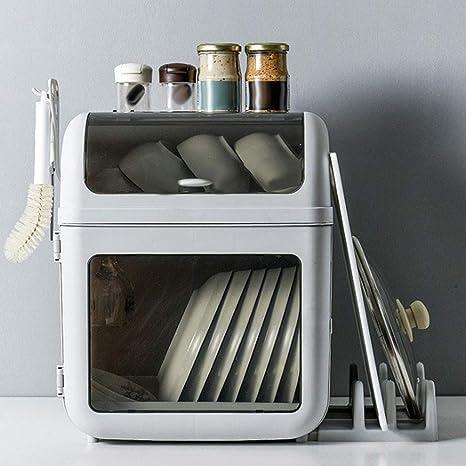 Amazon.com: Escurridor multifuncional para platos y caja de ...
