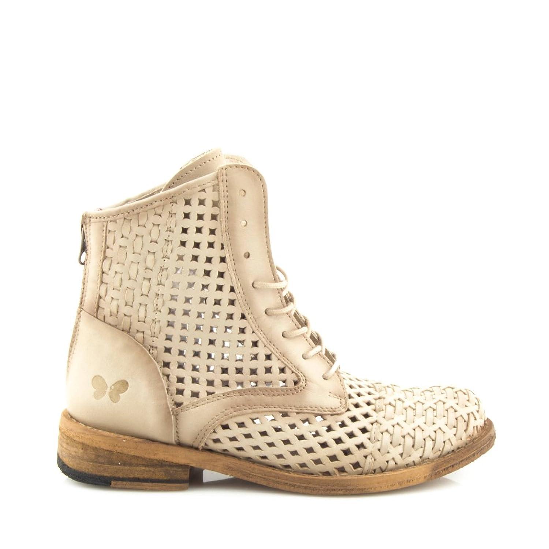 Felmini Damen Schuhe - Verlieben Gredo 9622 - Stiefel mit Schnürung - Echte  Leder - Beige - 40 EU Size: Amazon.de: Schuhe & Handtaschen