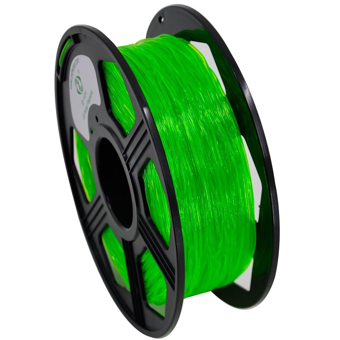 YOYI Filamento de TPU flexible de 1,75 mm de diámetro de la ...