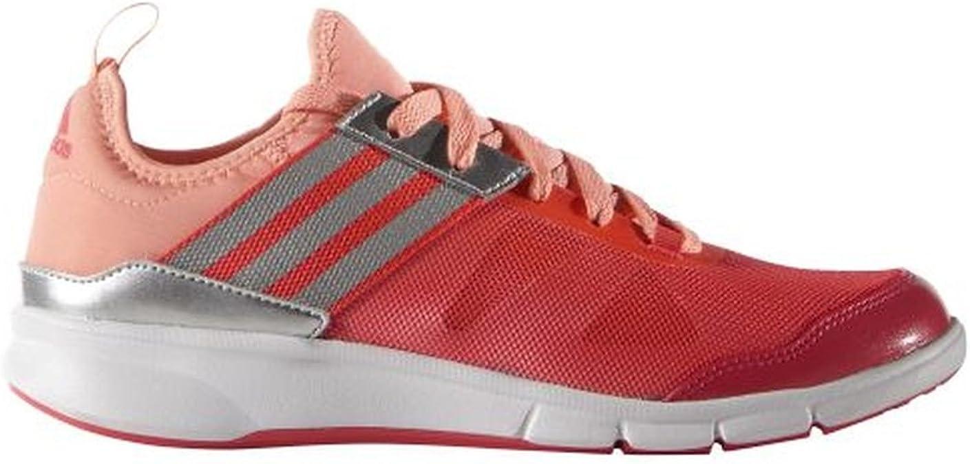 adidas Niya FF, Zapatillas de Running para Mujer, Rojo/Gris/Rojo ...