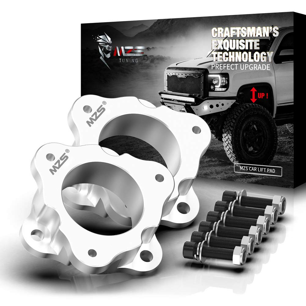 MZS 3 inch Front Leveling Lift Kit Compatible with Tahoe Silverado Avalanche Suburban 1500   Sierra Yukon Pickup