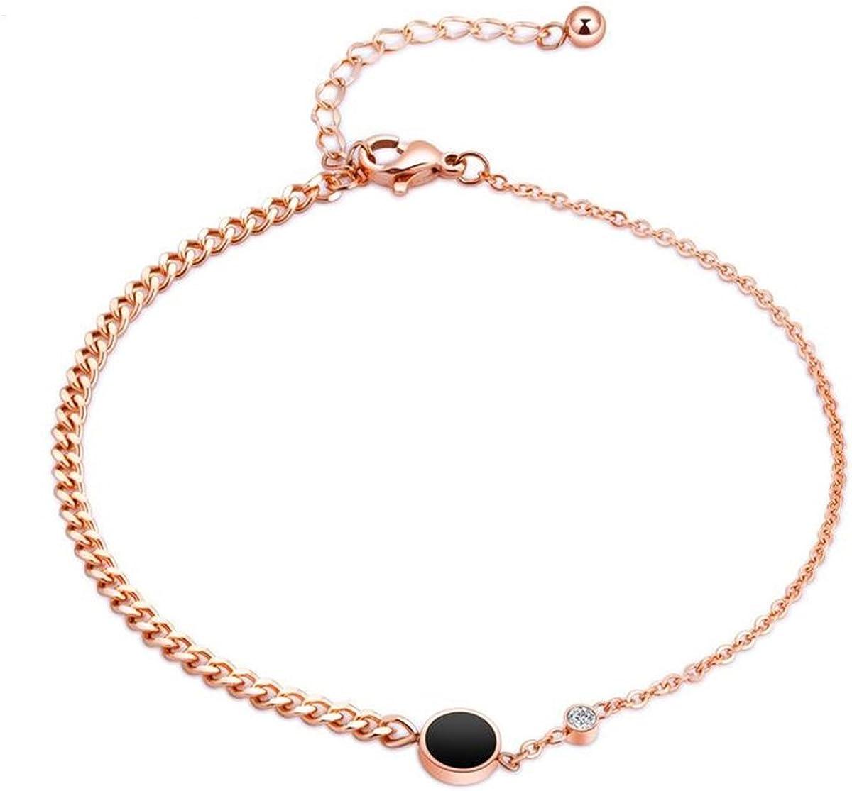 Girls Women Silver//Gold Chain Ankle Bracelet Anklet Foot Jewelry Beach Schöne