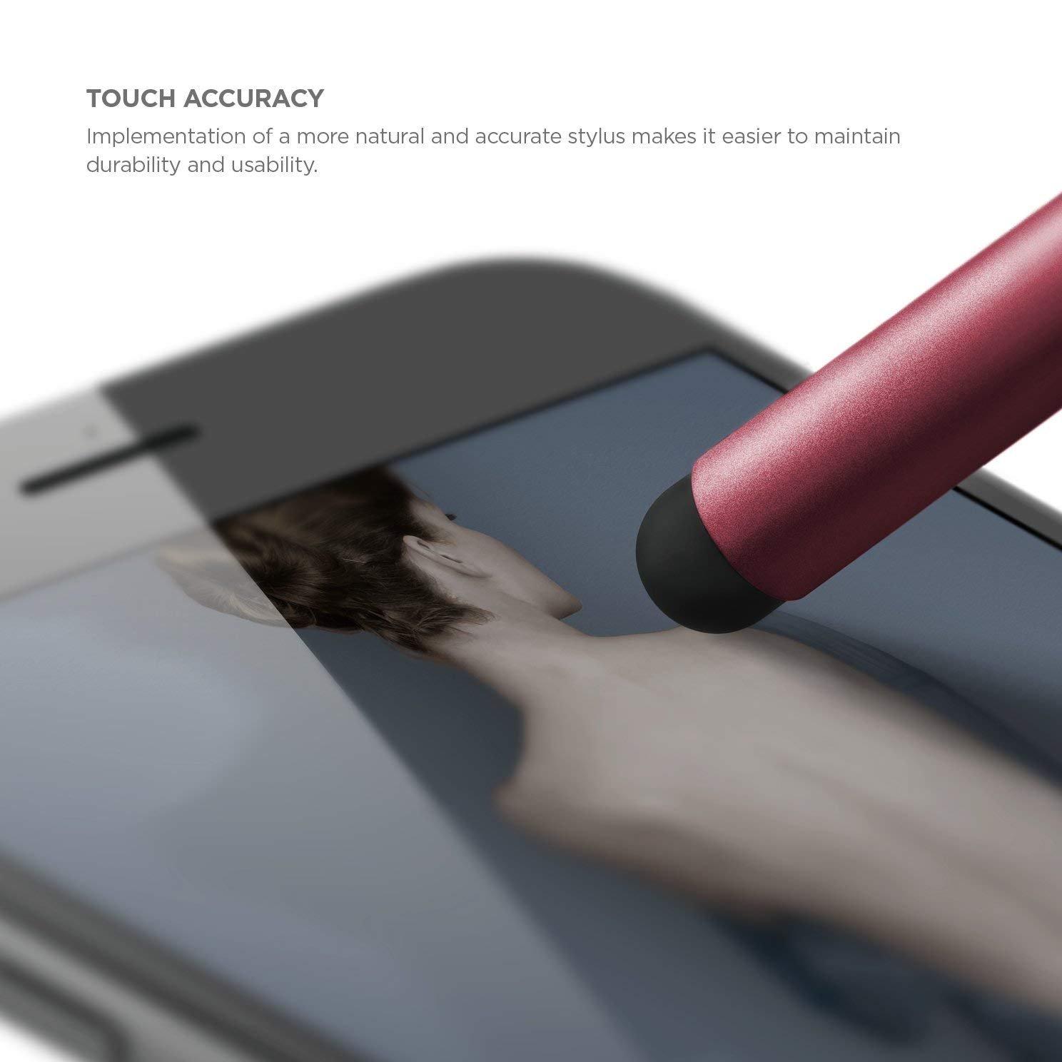 Amazon.com: elago - Lápiz capacitivo (aluminio, punta ...