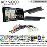 2015 toyota yaris gps - Volunteer Audio Kenwood DNX874S Double Din Radio Install Kit with GPS Navigation Apple CarPlay Android Auto Fits 2003-2009 Toyota 4Runner, 2003-2006 Tundra (Without JBL system)