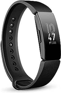 Fitbit- Fitbit Inspire,Black/Black
