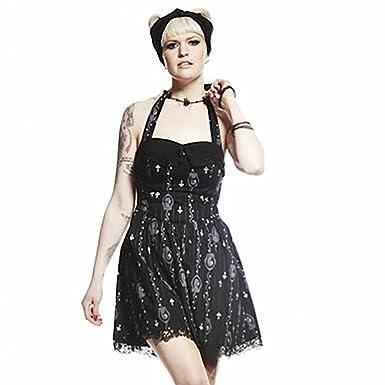 Spin Doctor Kleid LYDIAN MINI DRESS black L