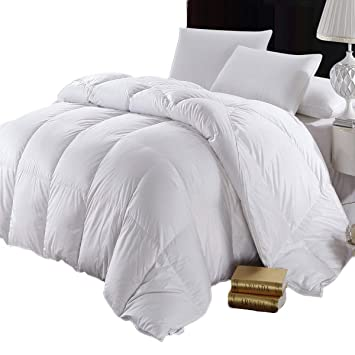 down comforter king amazon Amazon.com: King Size Down Comforter 500 Thread Count Down  down comforter king amazon