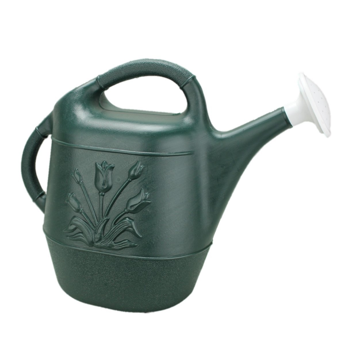CADO 63065 2Gal Green Watering Can, 2 gallon Hunter