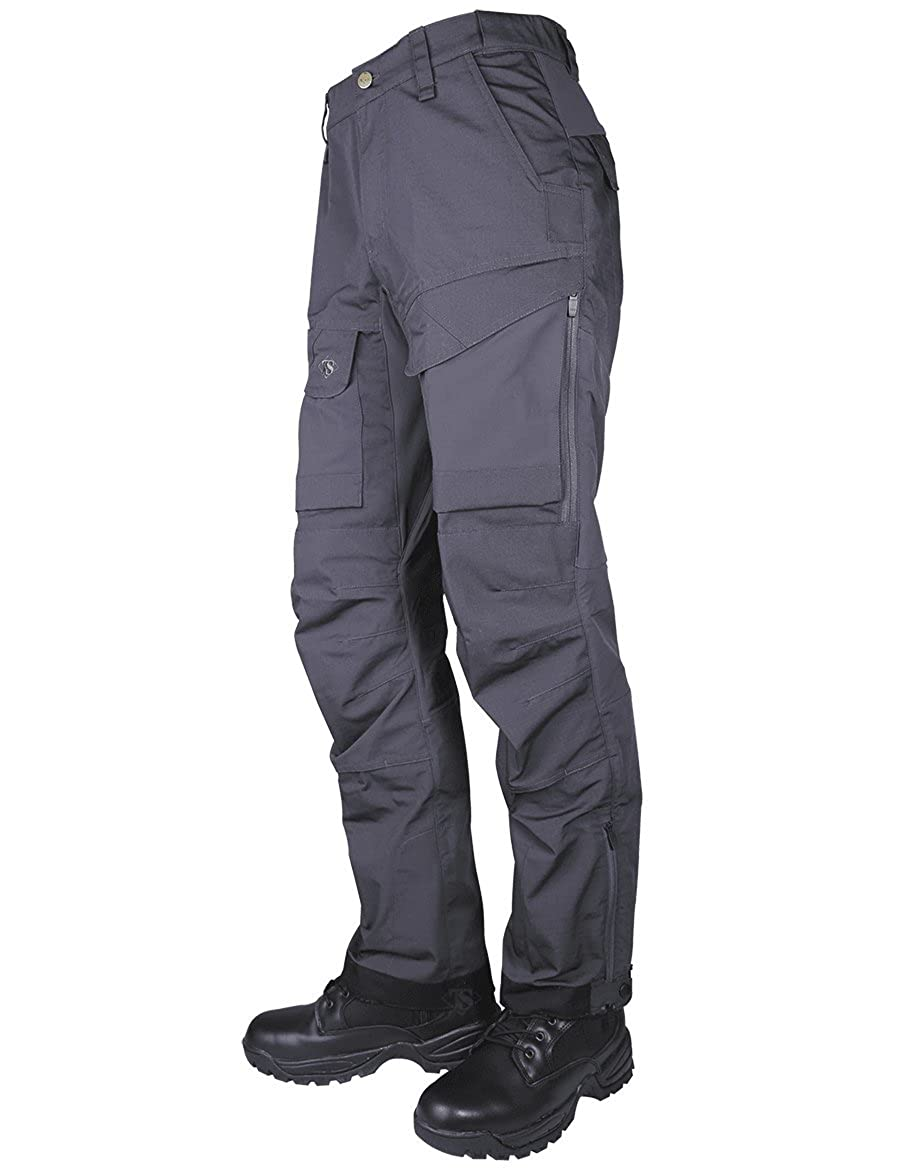 Tru-Spec 1435 24-7 Men's Xpedition Pants, Rip-Stop, Charcoal Altanco