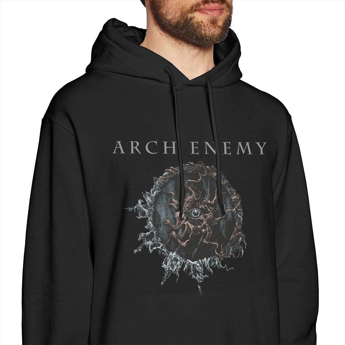 YCR4FC Arch Enemy Mens Hoodie Sweatshirt Heavyweight Casual Long Sleeve Tshirt