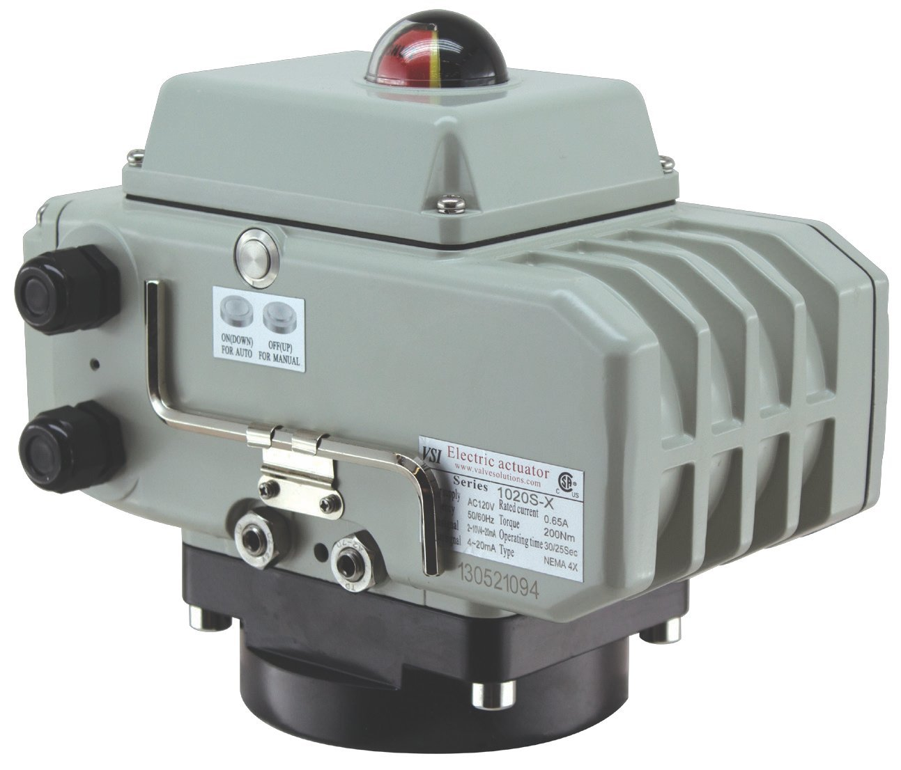 1005-X 2 Position 120Volt Electric Actuator by Series 1000-X (Image #1)
