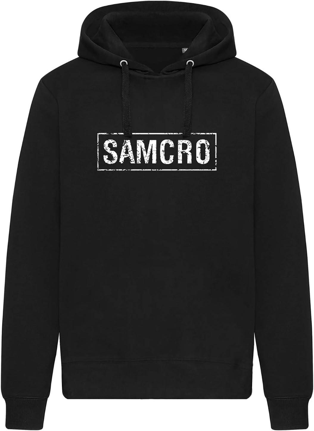 SONS of Anarchy - Samcro capuchontrui/sweatshirt zonder zakken