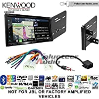 Volunteer Audio Kenwood Excelon DNX694S Double Din Radio Install Kit with GPS Navigation System Android Auto Apple CarPlay Fits 2013-2015 Scion FR-S, BR-Z