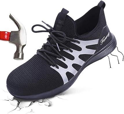 Farway Steel Toe Shoes Men's Safety
