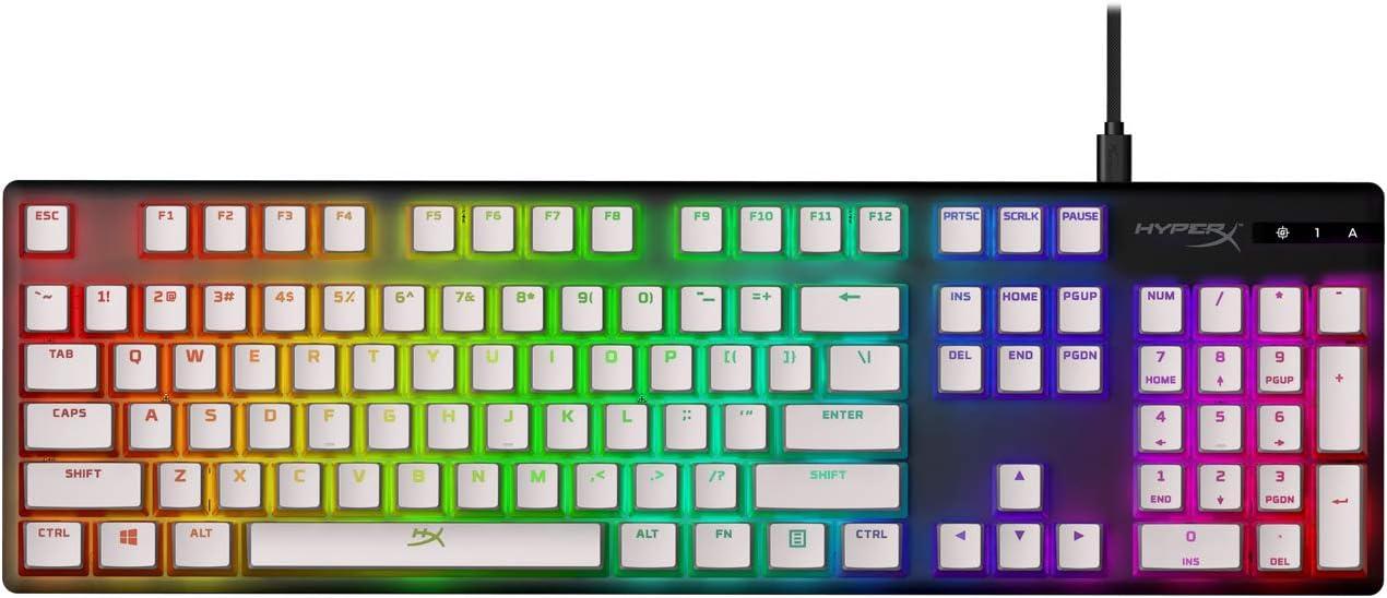HyperX Pudding Keycaps