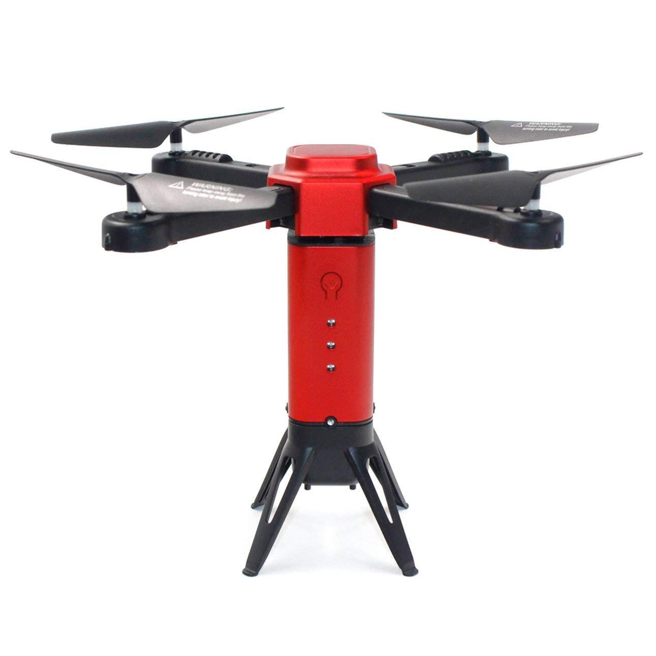 Ballylelly L6059 Smart Selfie RC Aereo Pieghevole Drone Quadcopter con FPV 720P HD Wide Angle Camera Altitude Hold modalità Headless