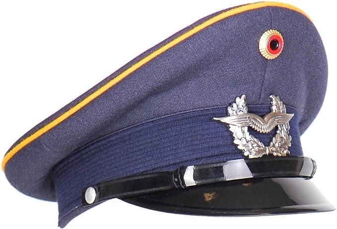 BW Bundeswehr Luftwaffe  Mütze  Schirmmütze Gr.57