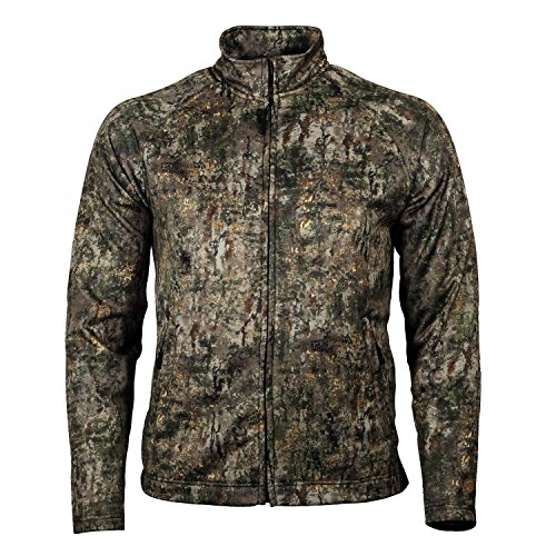 (ShapeShift Camo Hunt Camp Full Zip Fleece by Gamehide)