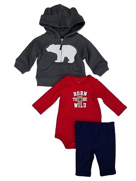 Amazon.com: Little Wonders Infant Niños Born To Be Wild ...