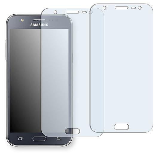 8 opinioni per 2 x Golebo Crystal Pellicola Protettiva per Samsung Galaxy J5 (SM-J500FN)-