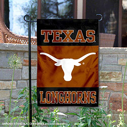 University of Texas Garden Flag and Yard Banner (Collegiate Flags Garden)