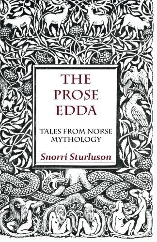 The Prose Edda - Tales From Norse Mythology
