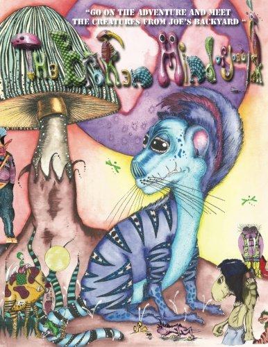 Download GDG presents The Broken Mind of Joe's Ink: Meet the creatures of Joe's Backyard (Volume 1) pdf