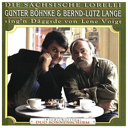 Sachsisches Winteridyll By Bernd Lutz Lange Duo Sonnenschirm
