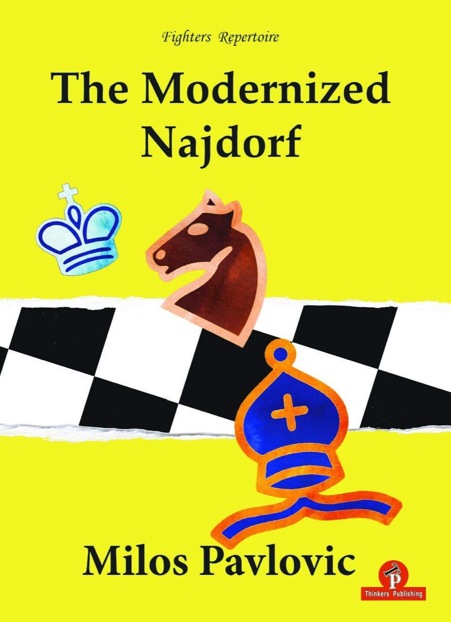 Modernized Najdorf_Milos Pavlovic PDF+PGN 61VYRJQpqxL